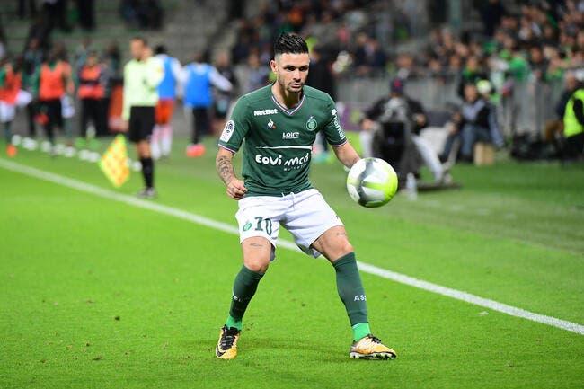 L1 : Saint-Etienne renoue avec la victoire, et c'est un miracle !