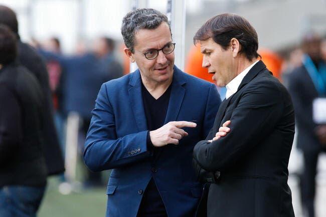 Garcia commente la rumeur Sturridge — OM