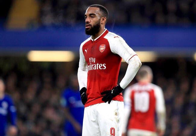 PL : Lacazette un énorme flop pour Arsenal ? Cette accusation fait mal
