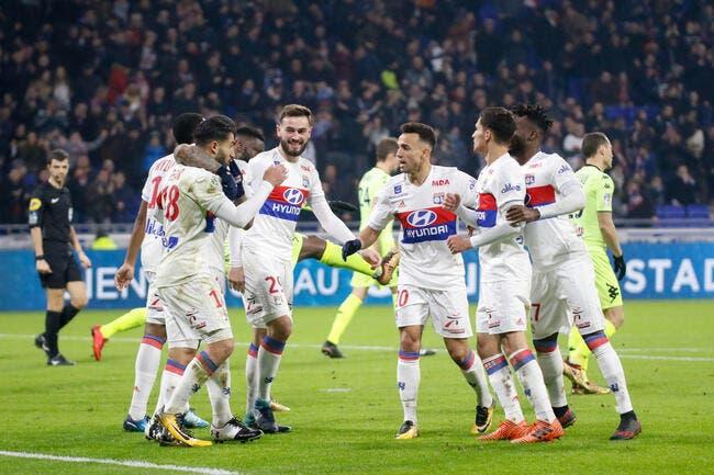 Guingamp - OL (0-2) : Genesio satisfait de ses joueurs
