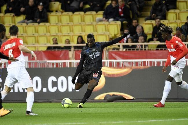 Balotelli le costaud, Falcao le filou, 2-2 à Monaco-Nice