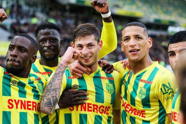 FC Nantes - Mercato : Sala, une offre anglaise de 10 M€ rejetée