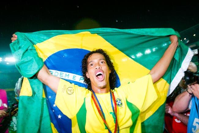 C'est maintenant officiel, Ronaldinho est à la retraite