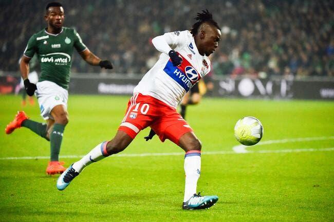 OL : Avec Traoré et Mariano, sans Marçal contre Guingamp