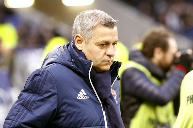 OL : Les points perdus face à Angers ? L'étonnante réponse de Genesio