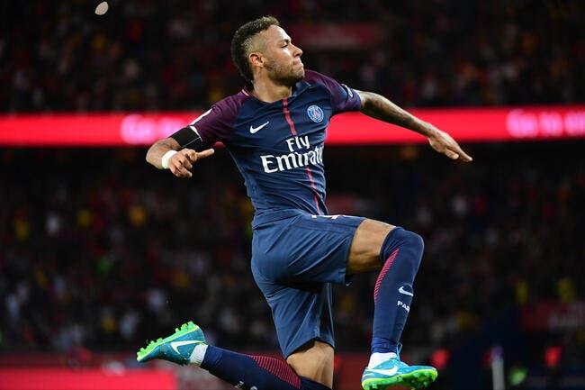 L1 : Le PSG et Neymar, c'est monstrueux !