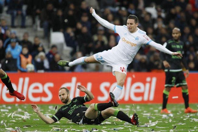 Rudi Garcia et les penalties — OM