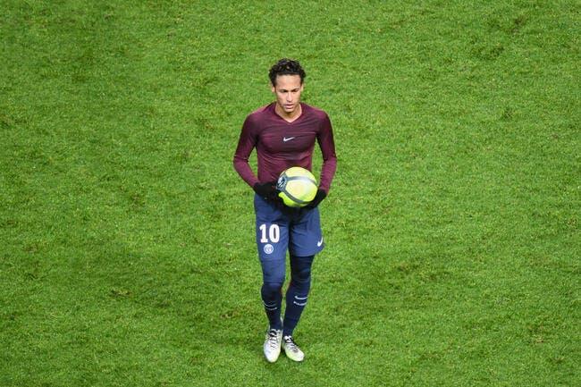 PSG : Les sifflets du Parc contre Neymar, et voilà une polémique....