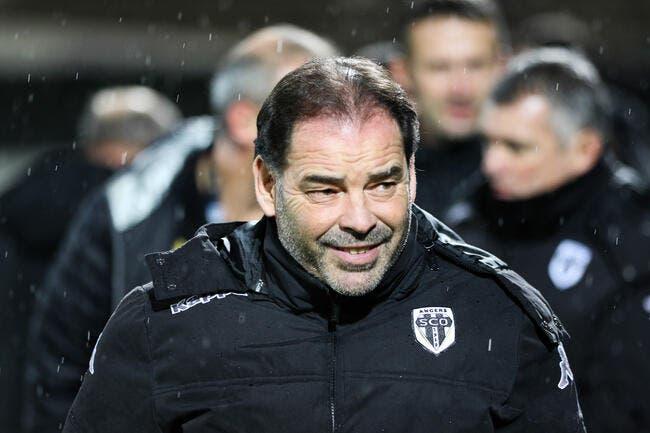 Ismaël Traoré veut jouer à fond contre Troyes — Angers SCO