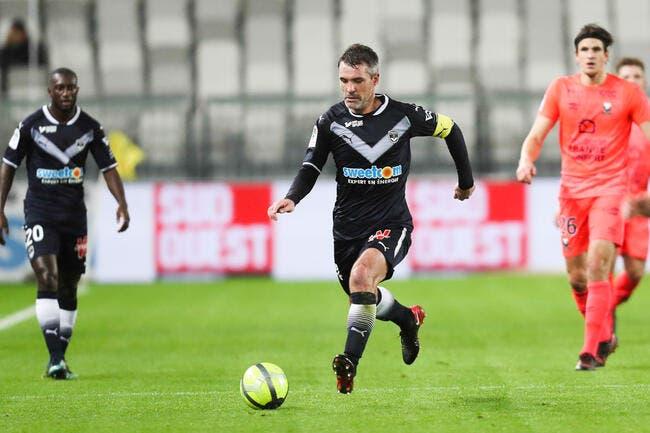 Jérémy Toulalan et Younousse Sankharé ont demandé à partir — Bordeaux