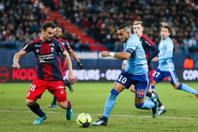 Caen - OM 0-2