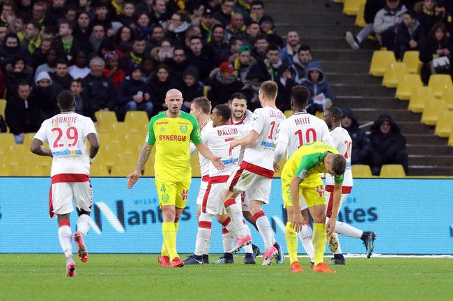 Bordeaux s'offre un répit dans le derby à Nantes