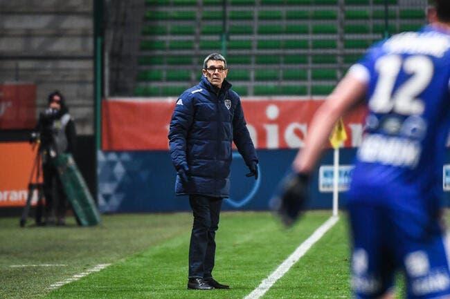 ESTAC : Jean-Louis Garcia impressionné par ses joueurs