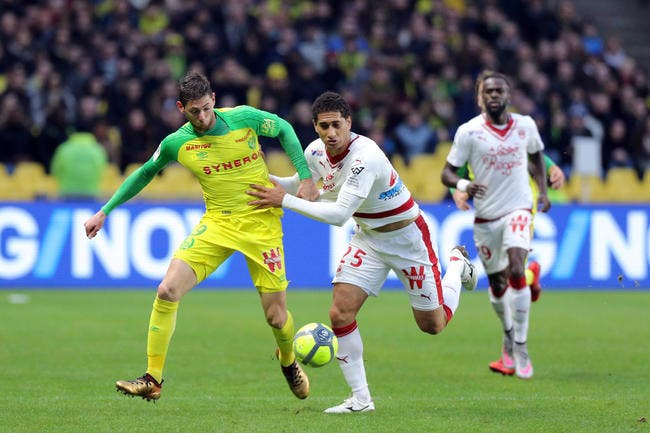 Nantes - Bordeaux : 0-1