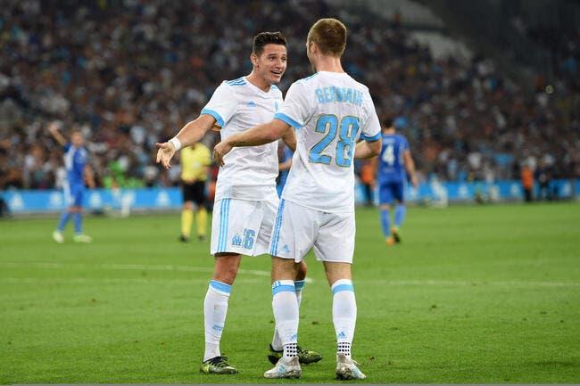 OM: Marseille n'a pas encore le niveau de l'OL estime Di Meco