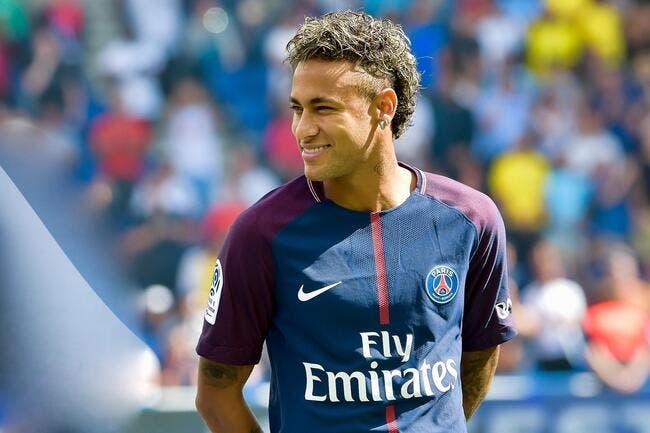 neymar jr mercato real madrid