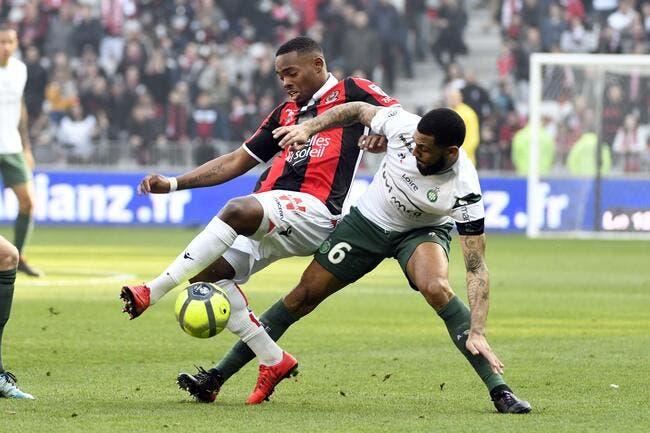 L1 - Nice - Saint-Etienne : les compos probables