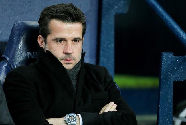 Marco Silva n'est plus l'entraîneur de Watford