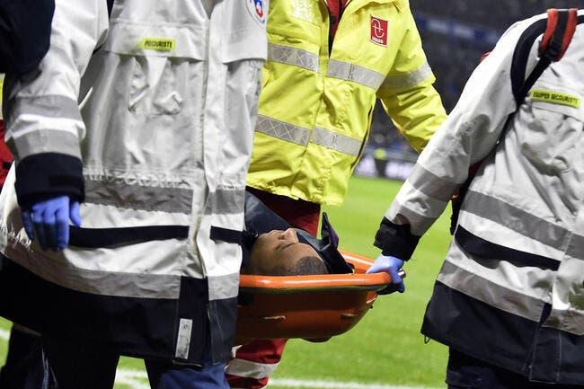 PSG: Des nouvelles de Mbappé après son choc face à Lopes