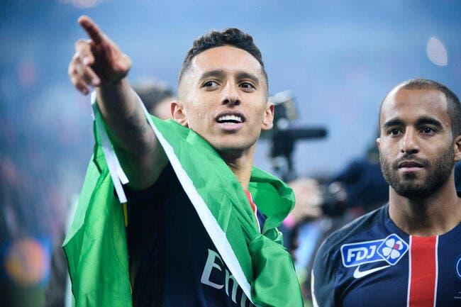 PSG : Ce transfert qui ferait totalement craquer Marquinhos