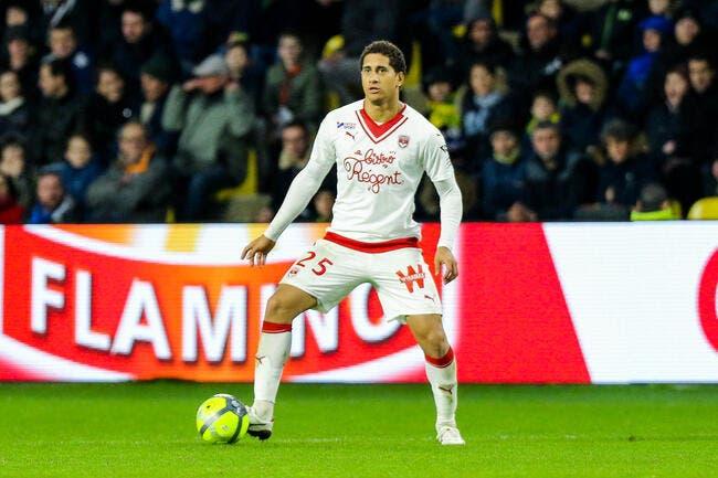 FCGB: Un bon match et Bordeaux prolonge Pablo