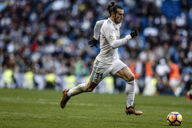 Real : Le PSG, c'est fort ? Bale l'ignore, il préfère regarder le golf