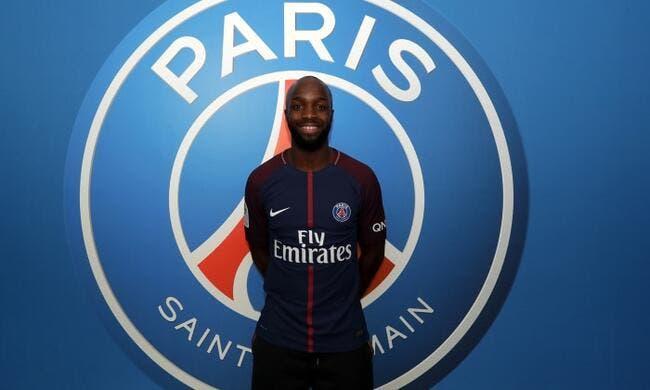 Officiel : Diarra, première recrue hivernale du PSG au mercato !