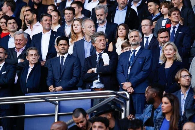 OL: Sarkozy met une droite à Aulas sur son grand stade