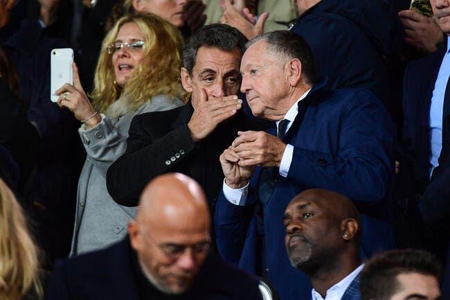 OL: Sarkozy veut bien aller chez Aulas… pour une occasion historique