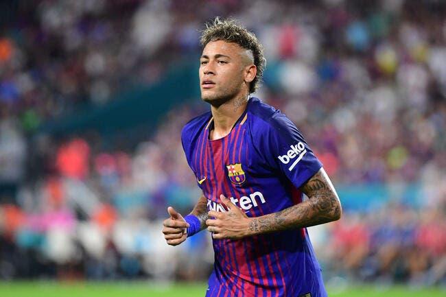 PSG : Un brin rageux, le Barça s'estime plus fort sans Neymar