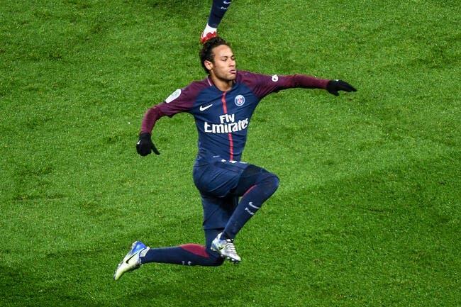 UNFP: Neymar élu joueur du mois de décembre en L1