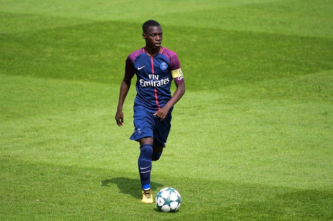Claudio Gomes a choisi Manchester City — PSG