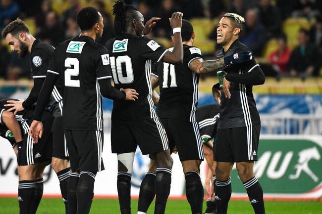 Foot ol ol psg om il voit d j lyon soulever la coupe de france olympique lyonnais foot 01 - Coupe de france psg lyon ...
