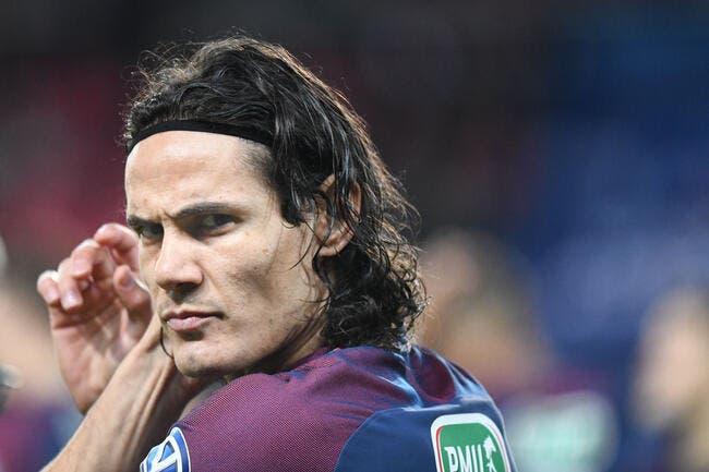 PSG: Riolo cherche des problèmes à Cavani