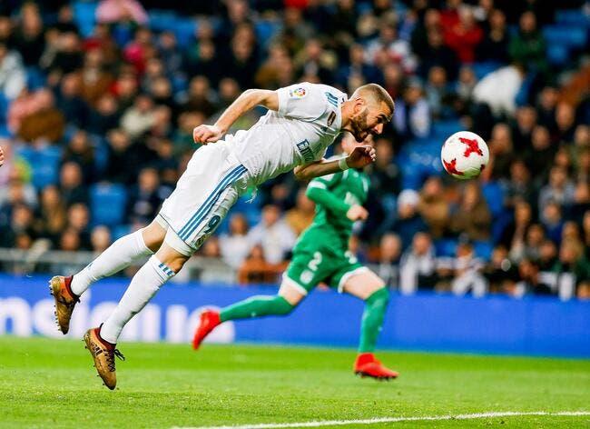 Esp : Benzema furieux à Madrid ? Zidane riposte