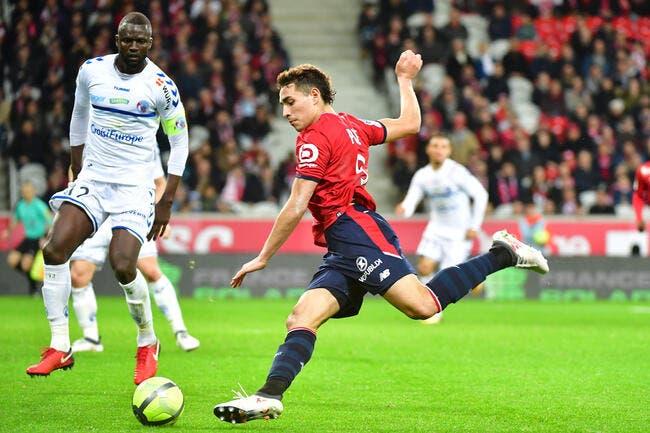 L1 : Lille 2-1 Strasbourg (fini)