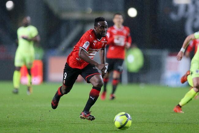 Toulouse songe à Mubele — Rennes