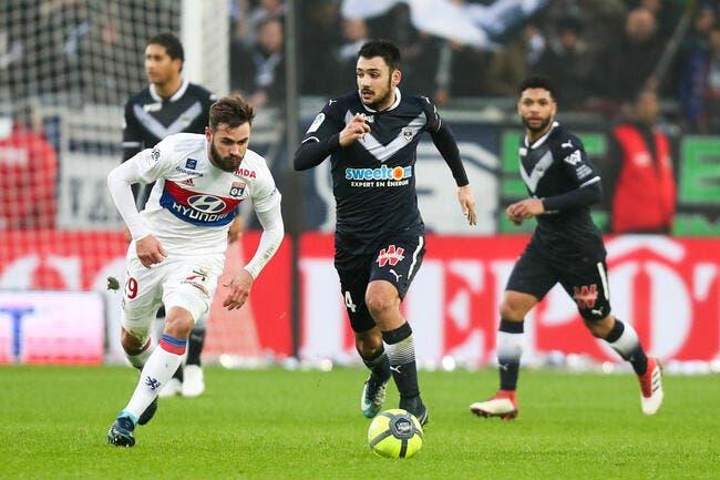 FCGB : Bordeaux subit une attaque anglaise pour Laborde