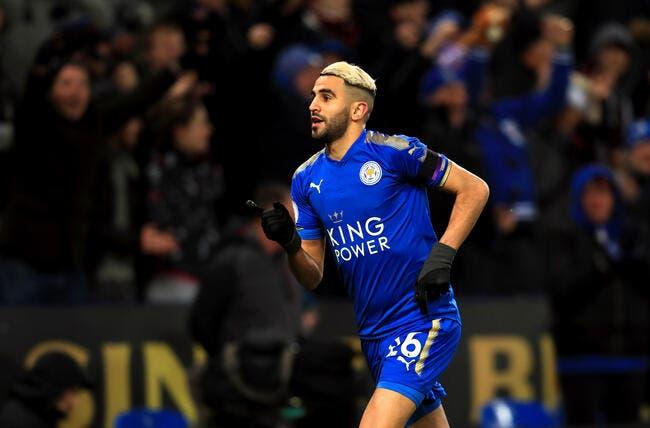 Manchester-City met le paquet pour avoir Ryad Mahrez
