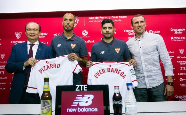 Pizarro poussé vers la sortie par Brozovic — Mercato