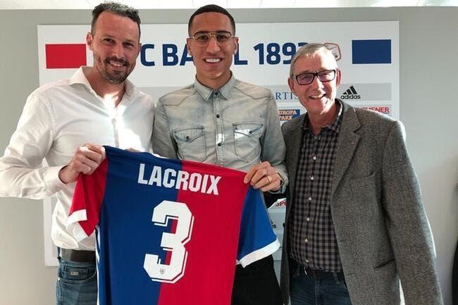 Mercato - Léo Lacroix s'est engagé à Bâle