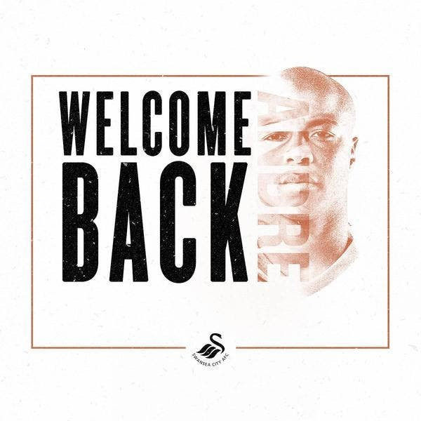 André Ayew est de retour (off.) — Swansea