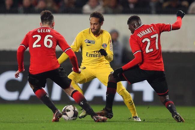 [Rennes-PSG]-Neymar se justifie sur son geste jugé ''irrespectueux'' envers Hamari Traoré !