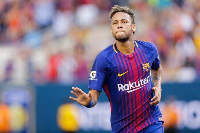 Neymar demande 30 millions au Barça, qui lui en réclame 75