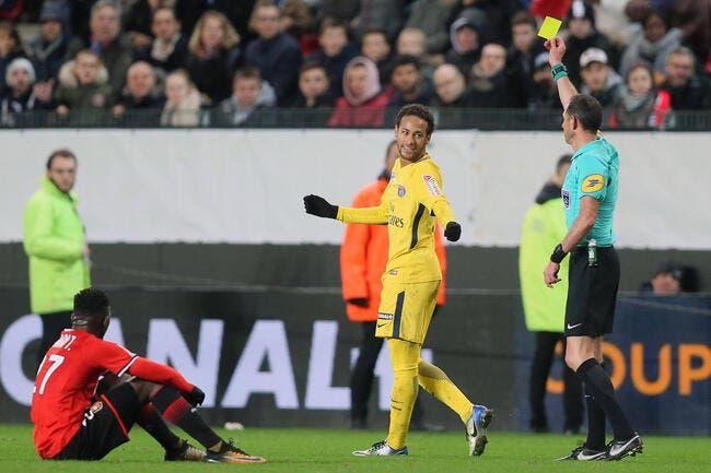 PSG: Neymar se plaint d'être trop provoqué