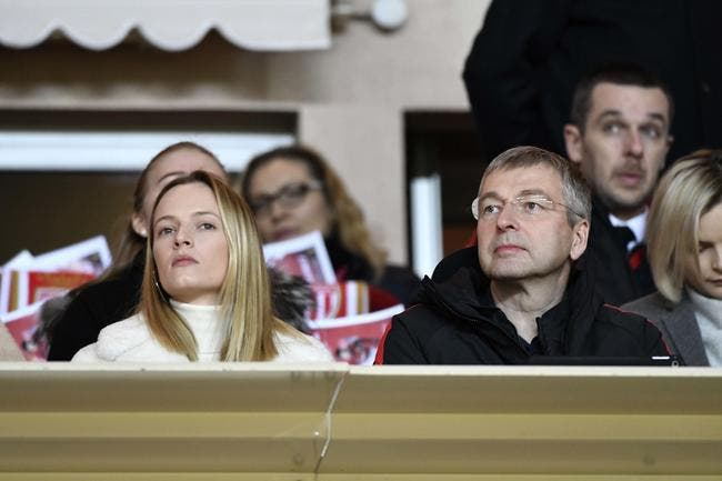 ASM : L'AS Monaco touchée par la sale affaire Rybolovlev