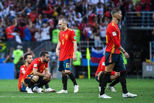 Espagne : Retraite internationale et triste fin pour Andrés Iniesta