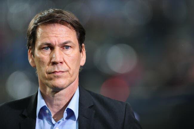 OM : Rudi Garcia désigne les 6 joueurs que l'OM doit vendre !