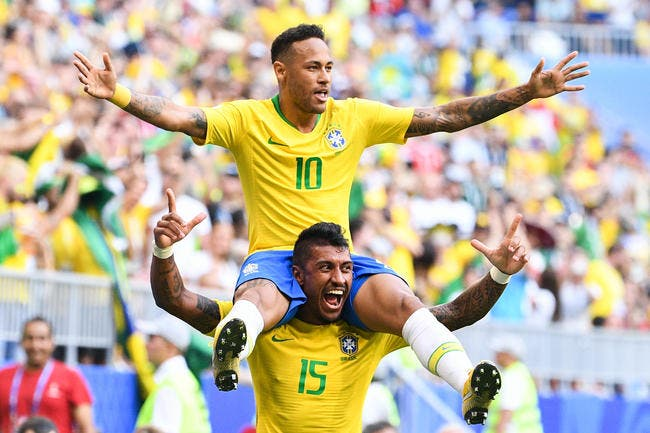 CdM : La déclaration foudroyante signée Neymar !