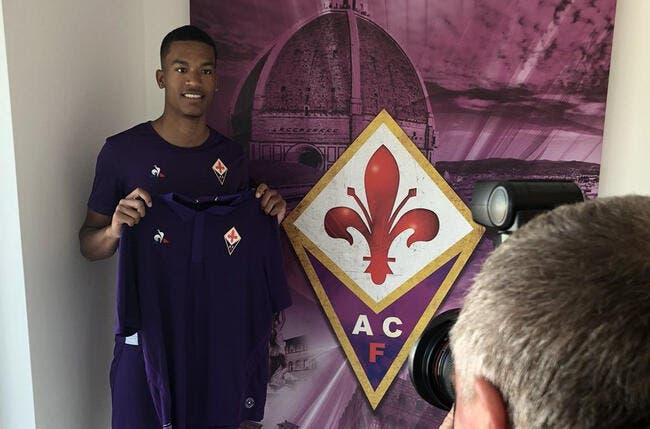 Officiel : Alban Lafont à la Fiorentina jusqu'en 2023